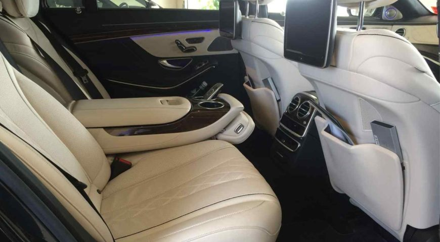What are the major points to remember during limo ride?